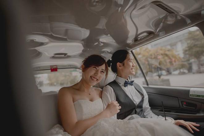Đứng ngồi không yên trước bộ ảnh cưới đẹp như mơ chụp tại Việt Nam của cặp đôi Đài Loan - Ảnh 11.