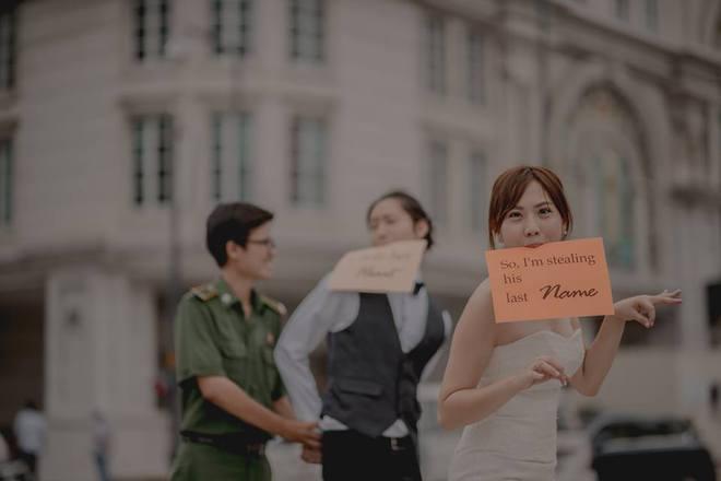 Đứng ngồi không yên trước bộ ảnh cưới đẹp như mơ chụp tại Việt Nam của cặp đôi Đài Loan - Ảnh 15.
