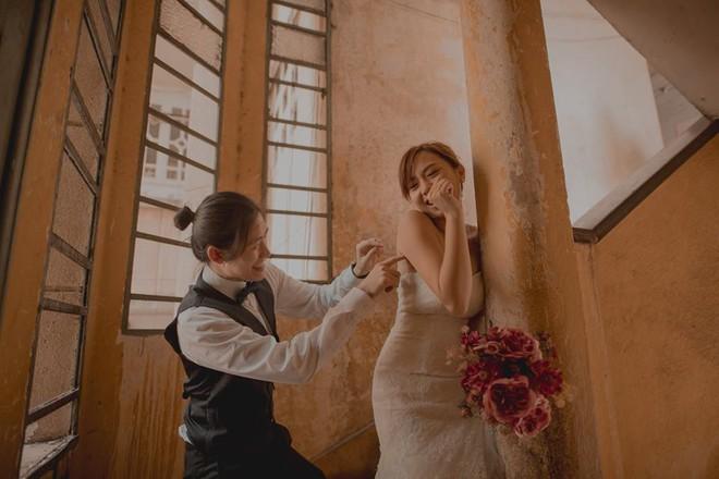 Đứng ngồi không yên trước bộ ảnh cưới đẹp như mơ chụp tại Việt Nam của cặp đôi Đài Loan - Ảnh 17.