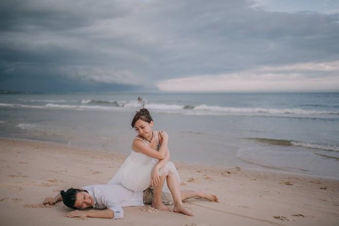 Đứng ngồi không yên trước bộ ảnh cưới đẹp như mơ chụp tại Việt Nam của cặp đôi Đài Loan - Ảnh 25.