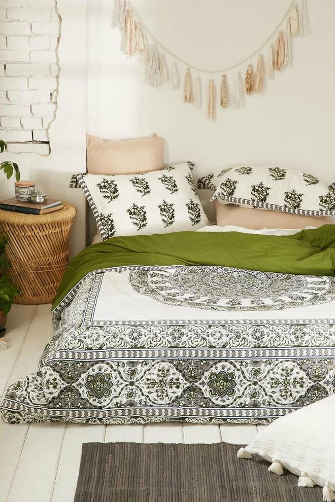 Những căn phòng ngủ chẳng cần đến giường nhưng khiến ai cũng thích - Ảnh 2.
