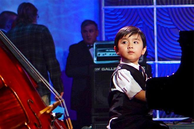 Trước khi phiên bản Việt lên sóng, Little Big Shots từng có 2 thần đồng gốc Việt cùng tên hot đến thế này - Ảnh 5.