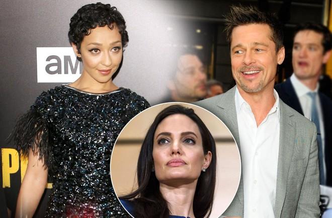 Angelina Jolie không quay lại với Brad Pitt vì đang hẹn hò với Johnny Depp? - Ảnh 4.