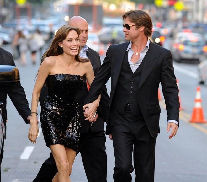 Sự thật đằng sau câu chuyện Brad Pitt và Angelina Jolie giả vờ ly hôn - ảnh 2
