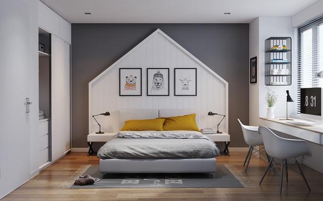6 ý tưởng thiết kế phòng ngủ đẹp hoàn hảo thu hút mọi ánh nhìn - Ảnh 1.