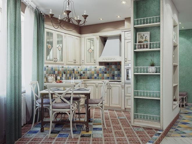 10 ý tưởng phòng bếp truyền thống sang trọng nhưng vô cùng ấm cúng - Ảnh 2.