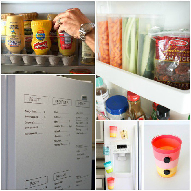 10 mẹo nhỏ mà hay để tạo ra cuộc cách mạng bên trong chiếc tủ lạnh nhà bạn - Ảnh 1.