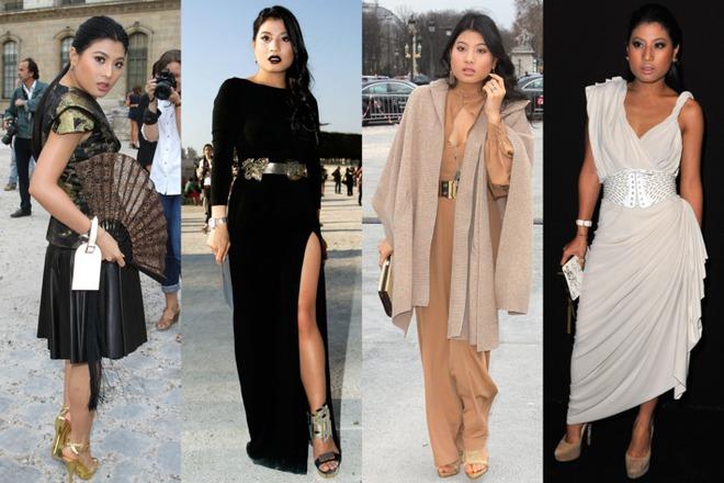 Không quá xinh cũng chẳng quá cao, công chúa Thái Lan vẫn tự tin trở thành biểu tượng thời trang nhờ vào gu mặc đẹp - Ảnh 3.