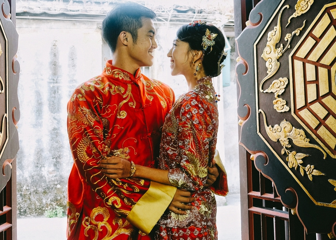 Đám cưới tốn kém và kỳ công không thua sao nổi tiếng hay con nhà tỷ phú của nữ blogger thời trang - Ảnh 10.