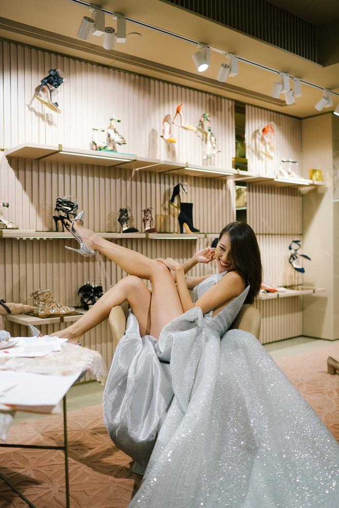 Đám cưới tốn kém và kỳ công không thua sao nổi tiếng hay con nhà tỷ phú của nữ blogger thời trang - Ảnh 12.