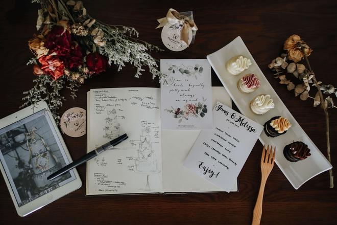 Đám cưới tốn kém và kỳ công không thua sao nổi tiếng hay con nhà tỷ phú của nữ blogger thời trang - Ảnh 17.