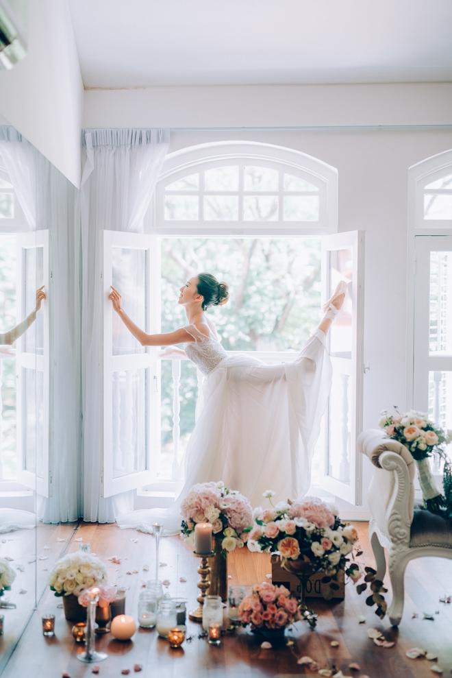 Đám cưới tốn kém và kỳ công không thua sao nổi tiếng hay con nhà tỷ phú của nữ blogger thời trang - Ảnh 21.