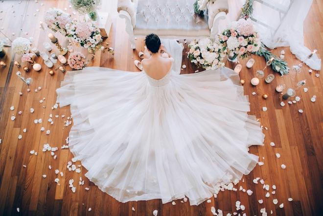 Đám cưới tốn kém và kỳ công không thua sao nổi tiếng hay con nhà tỷ phú của nữ blogger thời trang - Ảnh 22.
