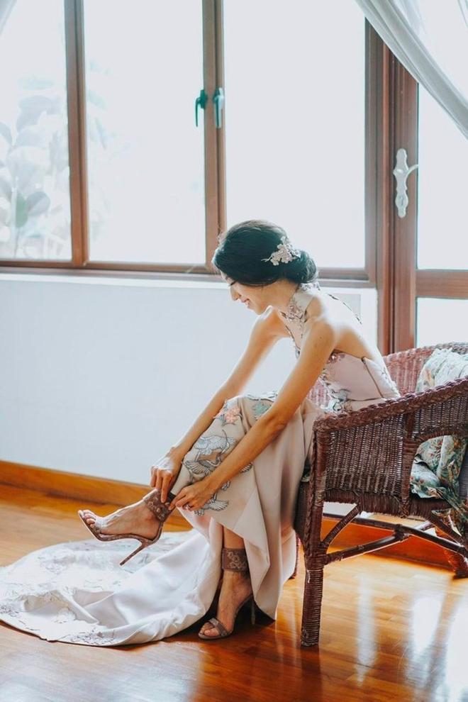Đám cưới tốn kém và kỳ công không thua sao nổi tiếng hay con nhà tỷ phú của nữ blogger thời trang - Ảnh 30.