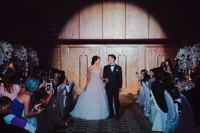 Đám cưới tốn kém và kỳ công không thua sao nổi tiếng hay con nhà tỷ phú của nữ blogger thời trang - Ảnh 36.