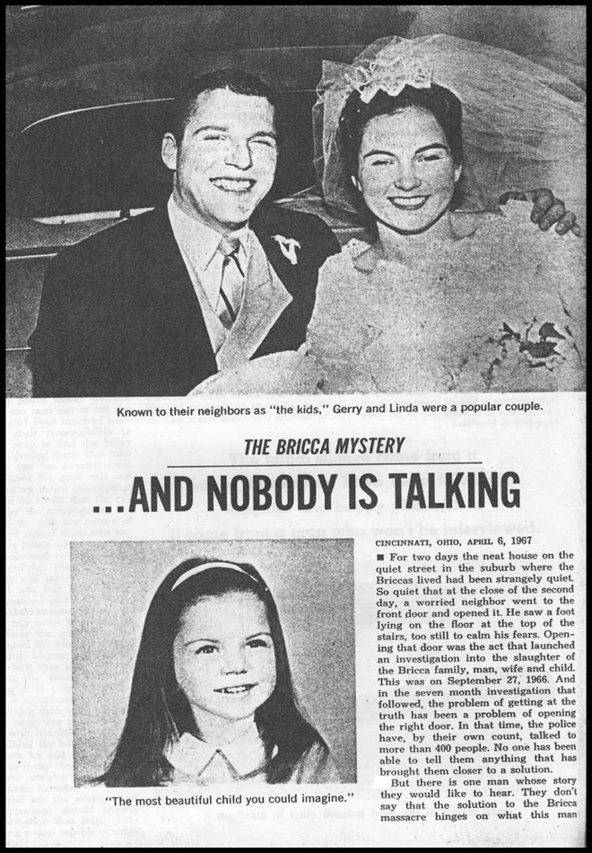 Kỳ án nhà Bricca: Ba người bị thảm sát, ví và báo ngày biến mất bí ẩn cùng tin đồn về chuyện tình tay ba - Ảnh 5.