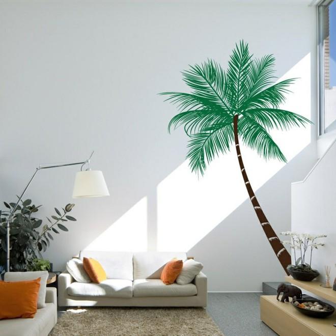 Làm sống lại không gian cũ kỹ bằng cách trang trí tường nhà đơn giản mà tiết kiệm - Ảnh 1.