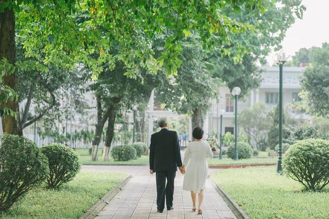 45 năm ông bà anh yêu nhau từ thời chẳng có gì đến tuổi thất thập và bộ ảnh cưới tình hơn tụi trẻ - Ảnh 17.