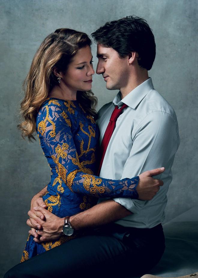 Thủ tướng Canada - Ảnh 1.