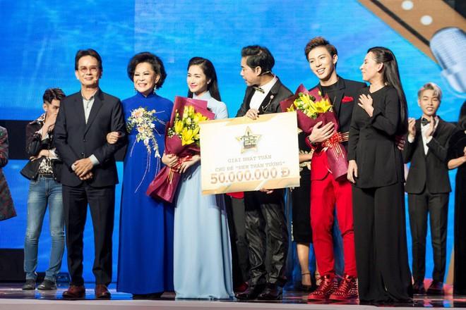 Hòa Minzy khẳng định danh xưng công chúa Bolero khi cùng Erik giành giải nhất tuần - Ảnh 9.