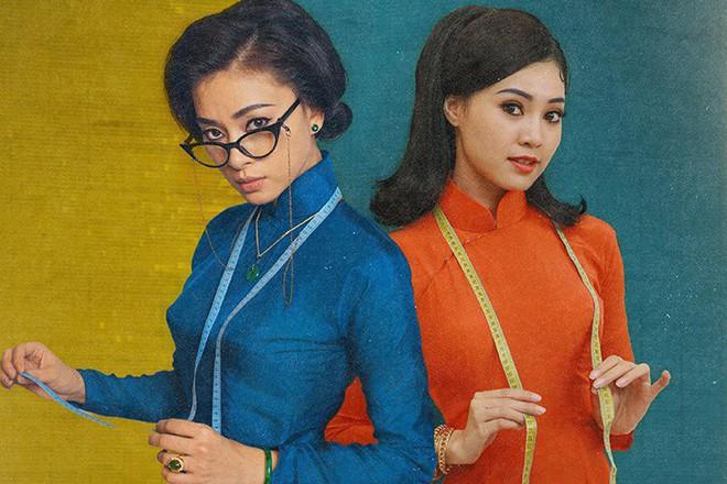 Cô Ba Sài Gòn:  Thiếu một chút là nhạt, thừa một chút là vô duyên, thế này là vừa xinh - Ảnh 2.