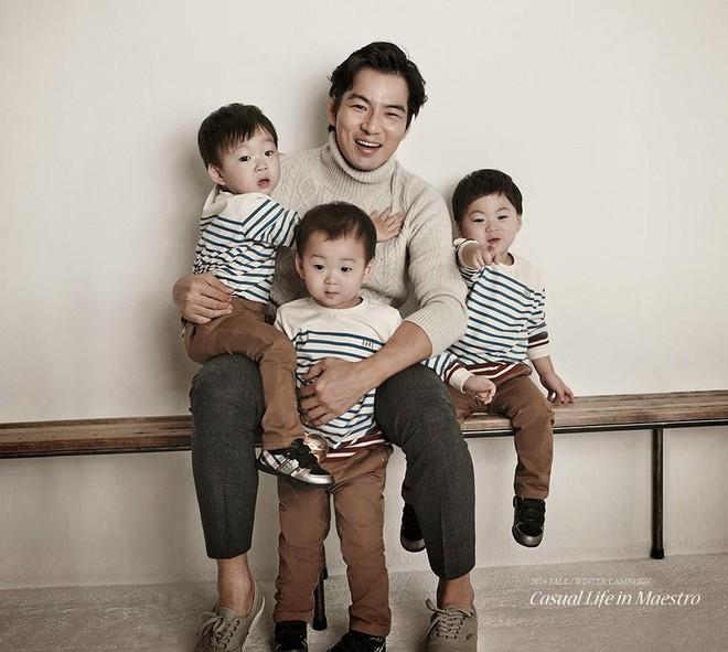 """Đâu kém cạnh bố mẹ là sao lớn xứ Hàn, các thiên thần nhí này cũng """"nổi như cồn"""", vang danh khắp mọi nơi - ảnh 1"""