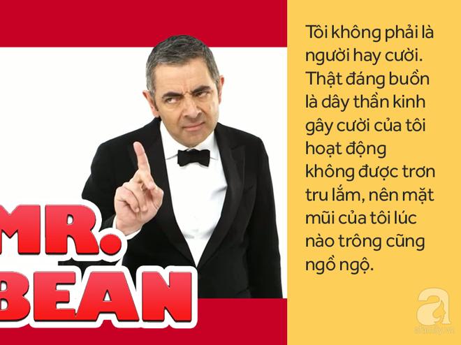 Vua hài Mr. Bean: Từ gã đàn ông bị miệt thị vì nói lắp đến siêu sao giàu có chuẩn bị đón con thứ 3 - Ảnh 3.