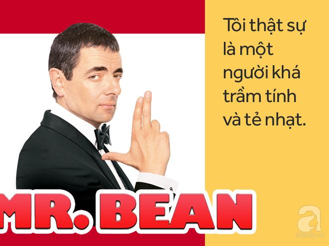 Vua hài Mr. Bean: Từ gã đàn ông bị miệt thị vì nói lắp đến siêu sao giàu có chuẩn bị đón con thứ 3 - Ảnh 4.