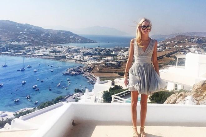 Công chúa Hy Lạp Maria-Olympia: Nàng thơ mới của làng thời trang và cuộc sống xa hoa khiến ai cũng ngưỡng mộ - Ảnh 6.