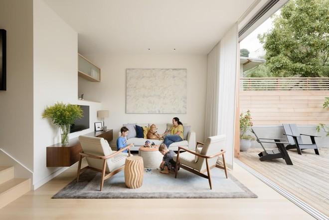 10 phòng khách nhỏ nhưng đẹp và vô cùng ấm cúng khiến bạn yêu từ cái nhìn đầu tiên - Ảnh 1.