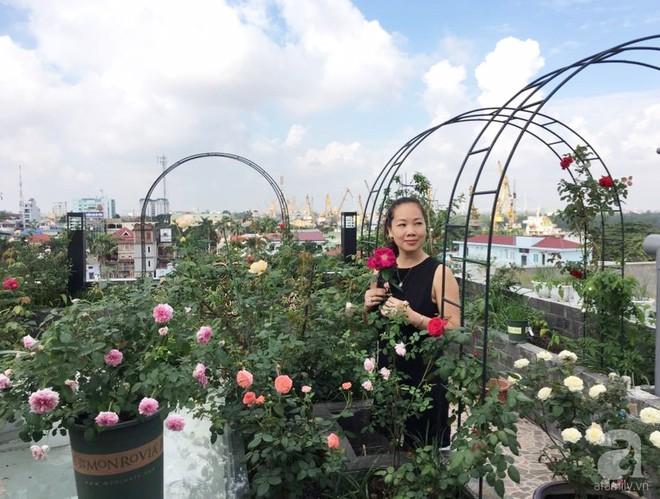 3 vườn hồng đẹp như mơ khiến độc giả tâm đắc tặng ngàn like trong năm 2017 - Ảnh 25.