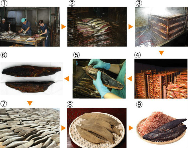 Cứng như đá, có thể mài sắc như dao nhưng đây là thứ mà ai ăn đồ Nhật cũng đã từng thưởng thức ngon lành - Ảnh 5.