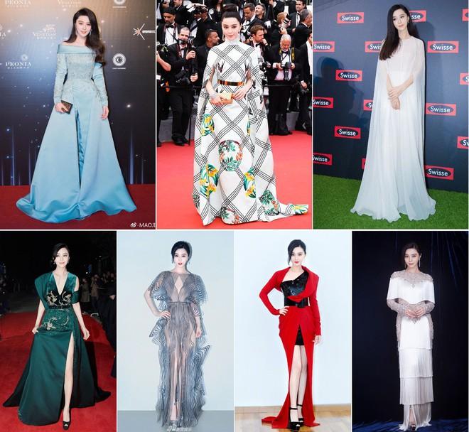 """""""Chặt chém"""" hết mọi mỹ nhân khác, đây là 5 ngôi sao Hoa ngữ sở hữu thời trang thảm đỏ đẹp nhất năm 2017 - Ảnh 2."""
