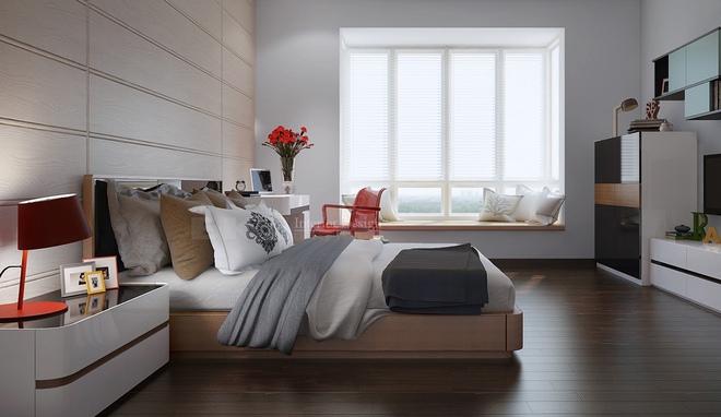 Chọn lựa chủ để trước khi trang trí phòng ngủ để tạo hiệu ứng sống động nhất - Ảnh 11.