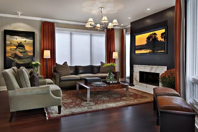 Làm sống lại không gian cũ kỹ bằng cách trang trí tường nhà đơn giản mà tiết kiệm - Ảnh 11.