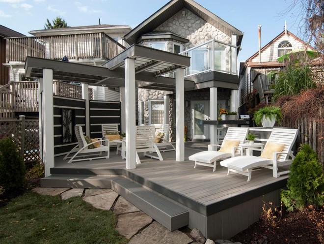 Những ý tưởng tuyệt vời cho việc cải tạo hiên nhà và sân vườn - Ảnh 12.