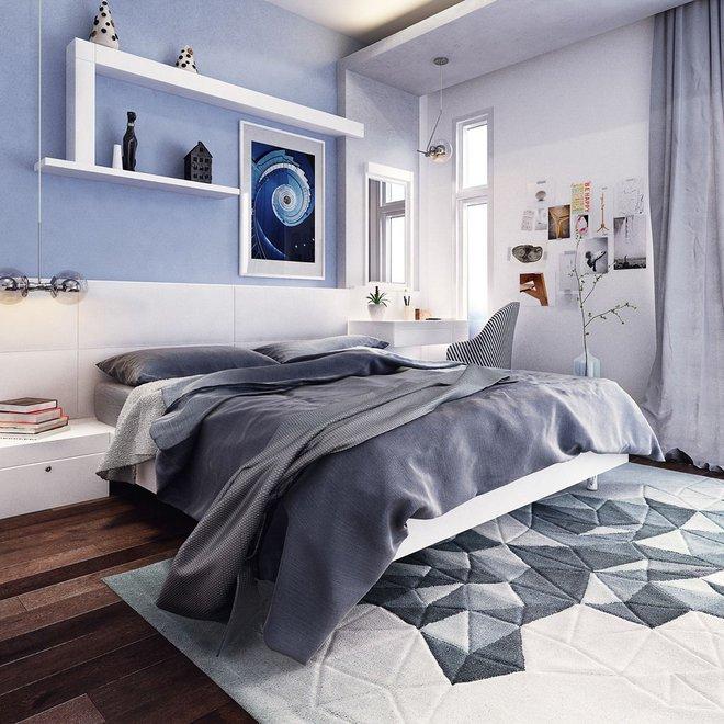 6 ý tưởng thiết kế phòng ngủ đẹp hoàn hảo thu hút mọi ánh nhìn - Ảnh 12.