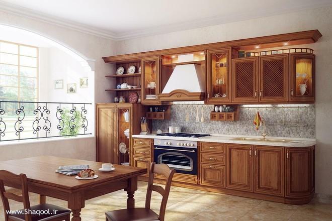 10 ý tưởng phòng bếp truyền thống sang trọng nhưng vô cùng ấm cúng - Ảnh 12.