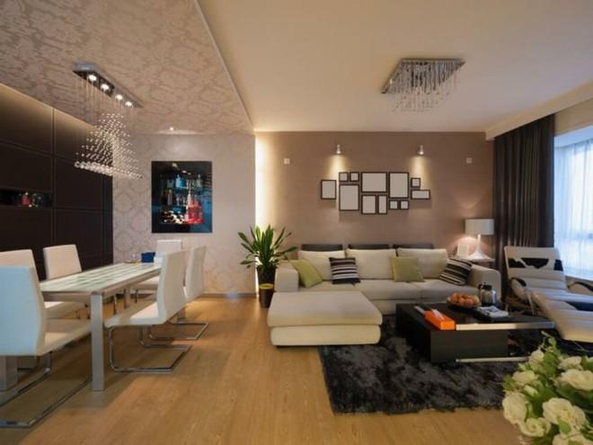Làm sống lại không gian cũ kỹ bằng cách trang trí tường nhà đơn giản mà tiết kiệm - Ảnh 12.