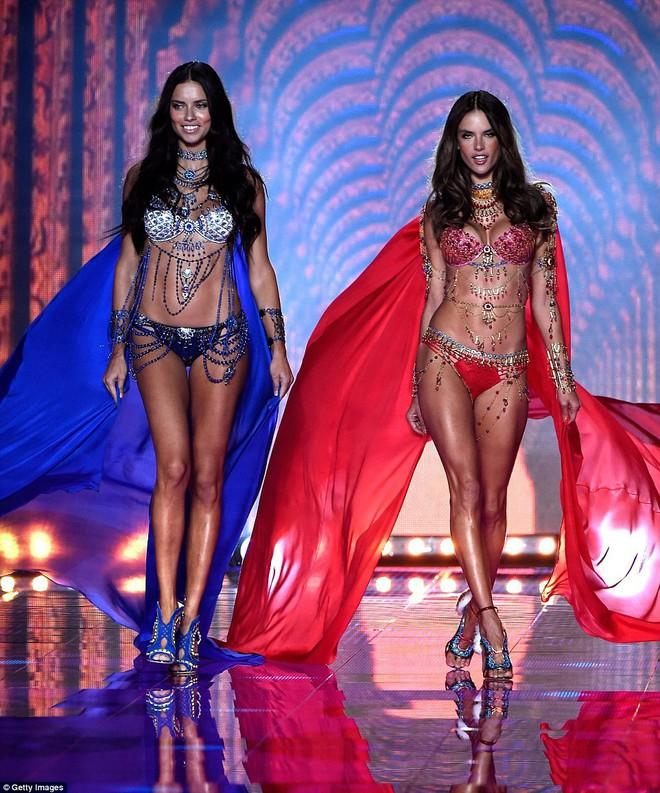 Alessandra Ambrosio chính thức giải nghệ sàn diễn Victorias Secret, giã từ cánh thiên thần sau 14 năm gắn bó - Ảnh 12.