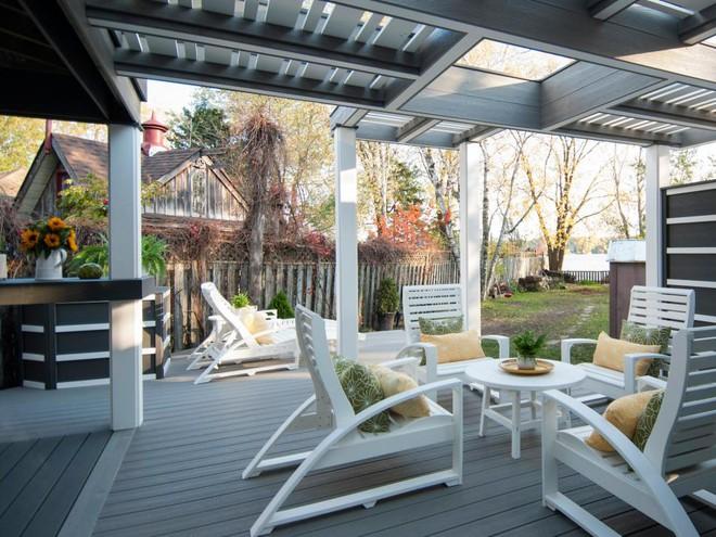 Những ý tưởng tuyệt vời cho việc cải tạo hiên nhà và sân vườn - Ảnh 13.