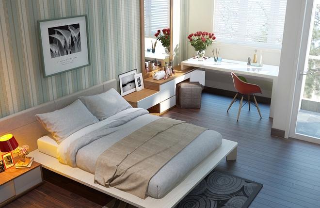 Chọn lựa chủ để trước khi trang trí phòng ngủ để tạo hiệu ứng sống động nhất - Ảnh 13.