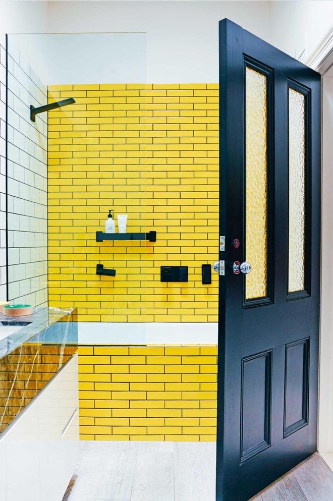 6 cách chọn lựa chất liệu lát phòng tắm giúp tăng hiệu ứng thị giác - Ảnh 13.