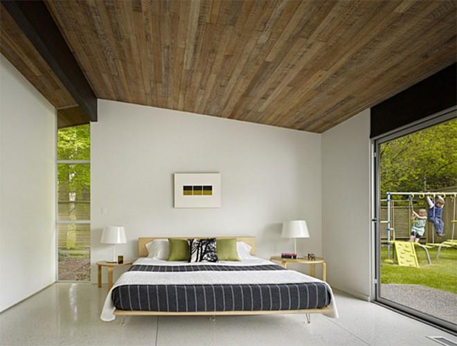 Thiết kế phòng ngủ theo phong cách Midcentury ấm áp đón đông về - Ảnh 13.