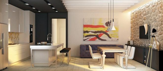 13 mẫu phòng bếp với thiết kế khiến bất kỳ ai cũng ghen tỵ và ao ước - Ảnh 11.