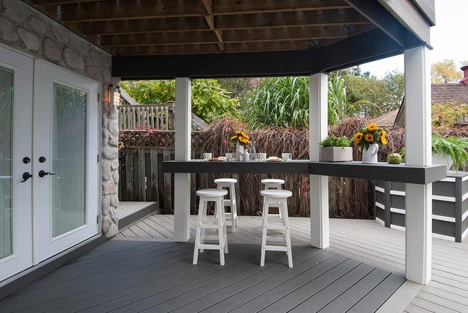 Những ý tưởng tuyệt vời cho việc cải tạo hiên nhà và sân vườn - Ảnh 14.