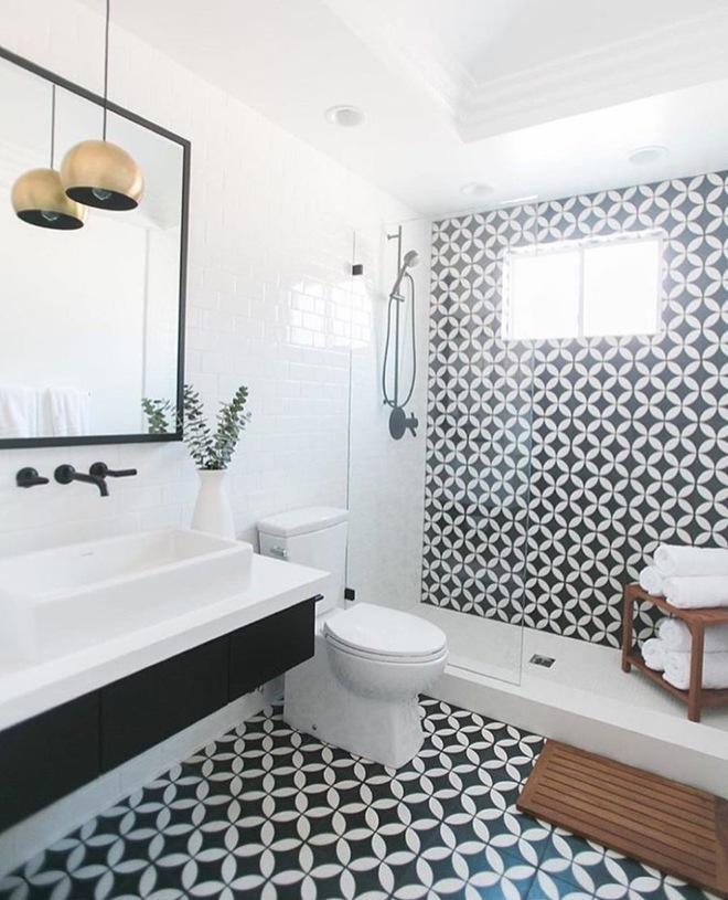 6 cách chọn lựa chất liệu lát phòng tắm giúp tăng hiệu ứng thị giác - Ảnh 15.