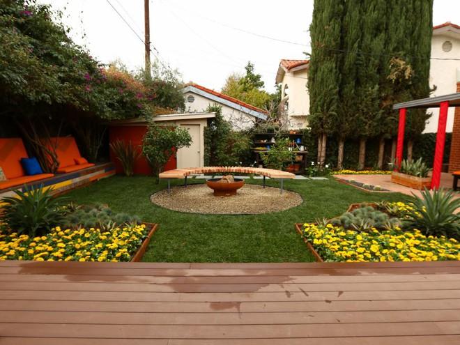 Những ý tưởng tuyệt vời cho việc cải tạo hiên nhà và sân vườn - Ảnh 16.