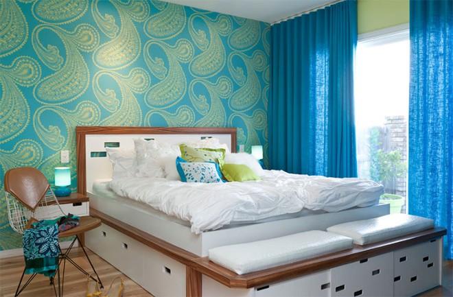 Thiết kế phòng ngủ theo phong cách Midcentury ấm áp đón đông về - Ảnh 16.
