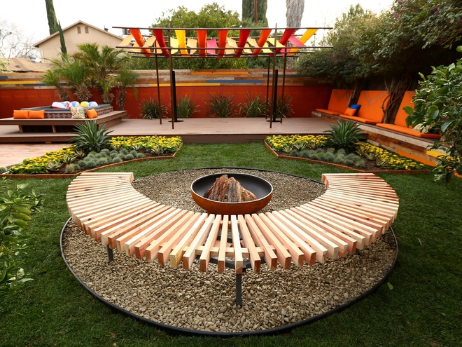 Những ý tưởng tuyệt vời cho việc cải tạo hiên nhà và sân vườn - Ảnh 17.